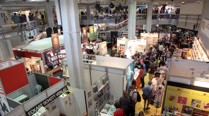 Internationaler Comic-Salon Erlangen